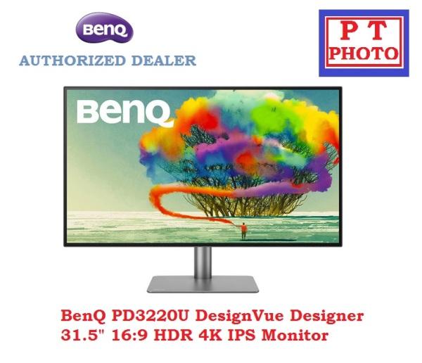 BenQ PD3220U DesignVue Designer 31.5 16:9 HDR 4K IPS Monitor + 3 years local warranty