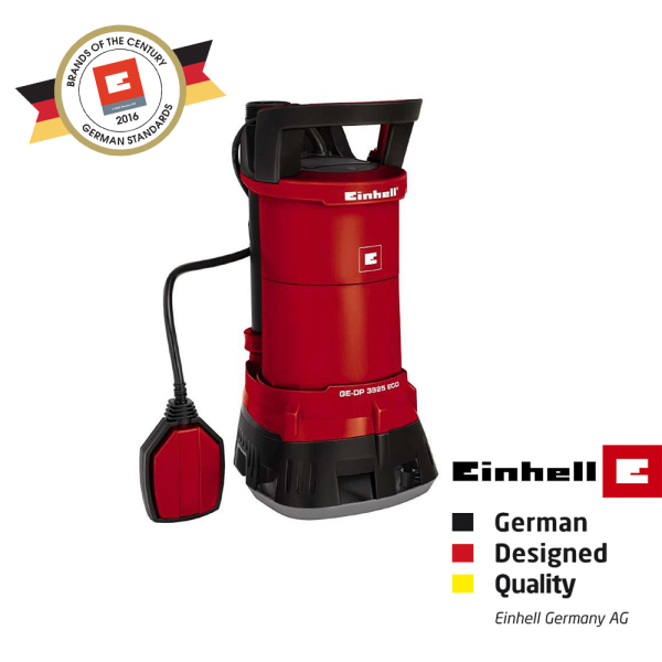 Einhell Dirt Water Pump [GE-DP 3925 ECO]