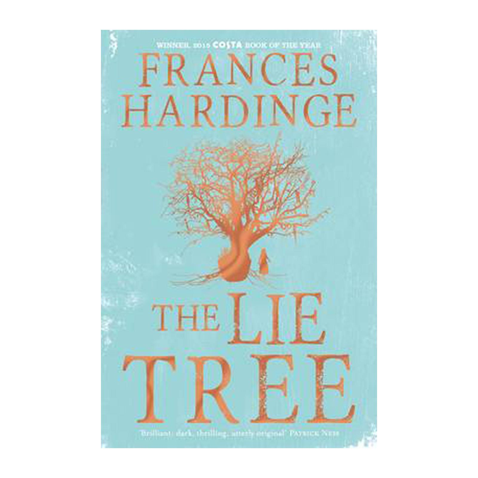 Lie Tree: Costa Book Of The Year 2015 (Paperback)
