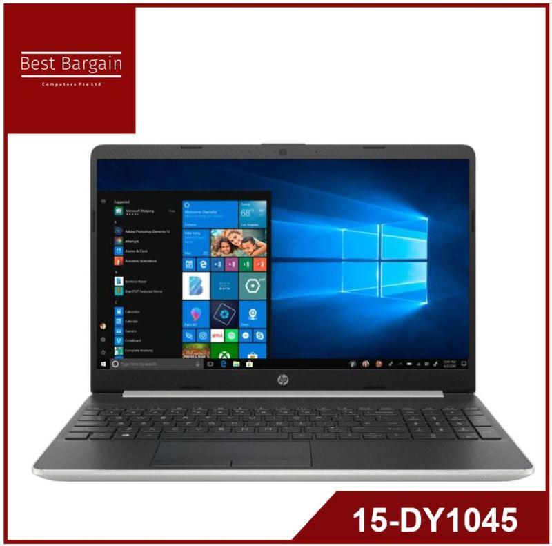 HP 15-DY1045 Core™ i5-1035G1 1.0GHz 256GB SSD 8GB 15.6 (1366x768) BT WIN10 Webcam SILVER