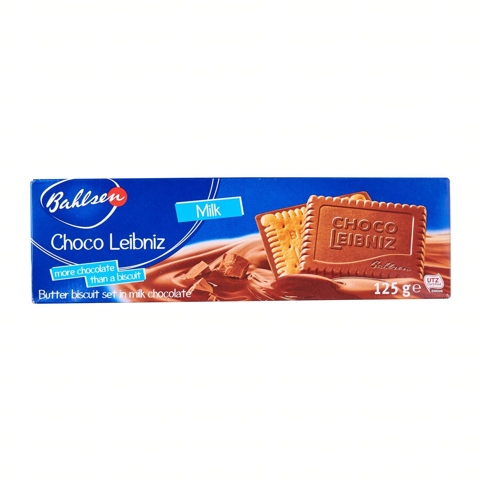 Bahlsen Choco Leibniz Milk