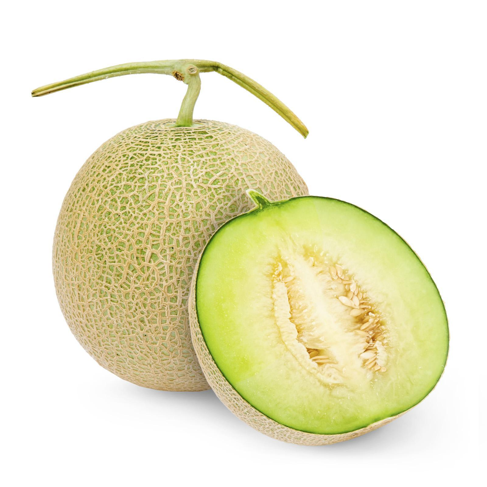 Kirei Japan Premium Fruits - Hokkaido Musk Melon (green) By Redmart.
