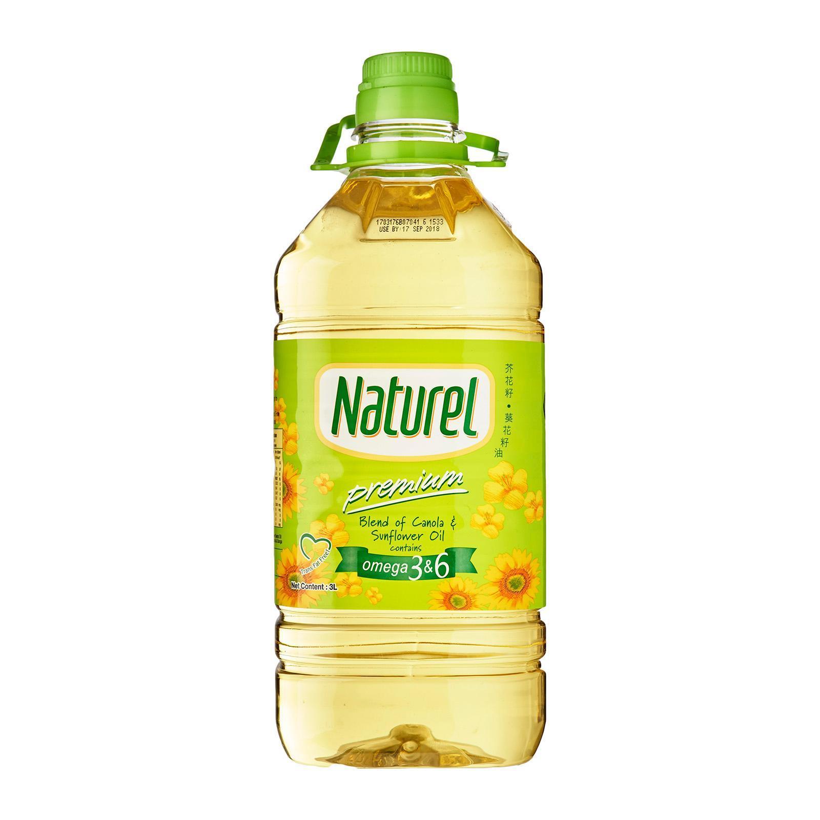 Naturel Premium 3 Liter Oil