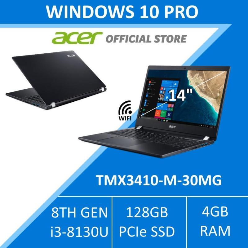 Acer Travelmate TMX3410-M-30MG Business Laptop (Windows 10 Professional)