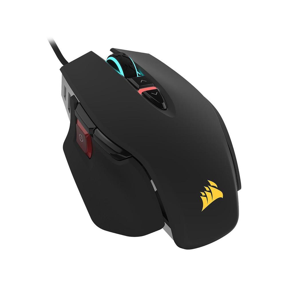 df4c89b3f73 Corsair CS-CH-9309011-AP Gaming M65 Rgb Elite Tunable Fps Gaming Mouse  Black Singapore