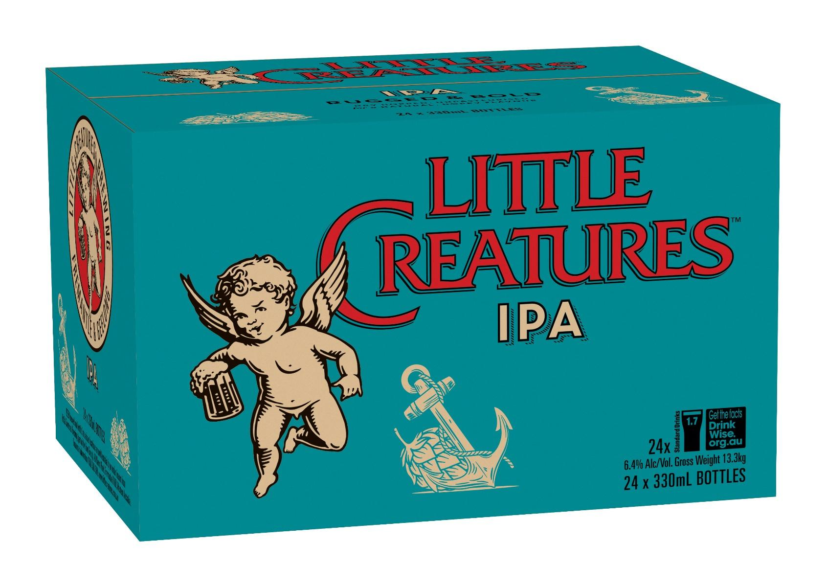 Little Creatures Ipa (24 X 330ml) By Little Creatures.