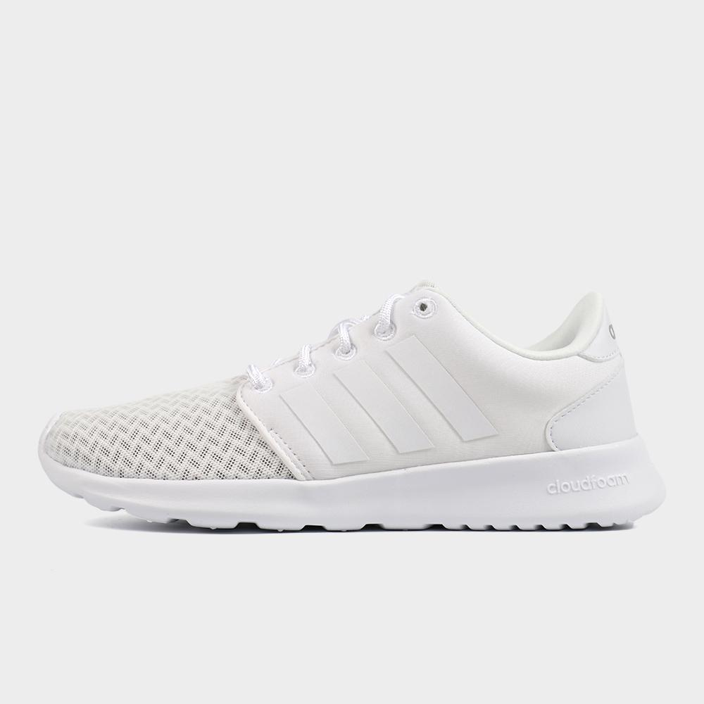 2360e978b68c1 Adidas NEO Spring QT Racer WOMAN Light Low Top Running Casual Shoes DB0275
