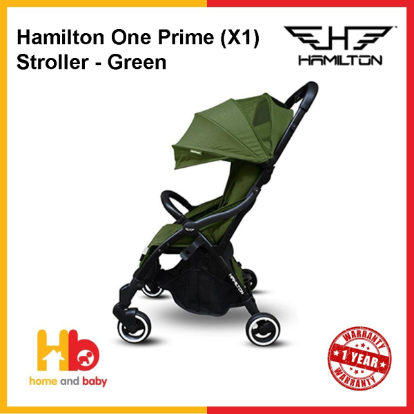 Hamilton One Prime (X1) Stroller (W/ Magic Buckle)(One Year Local Warranty) Singapore