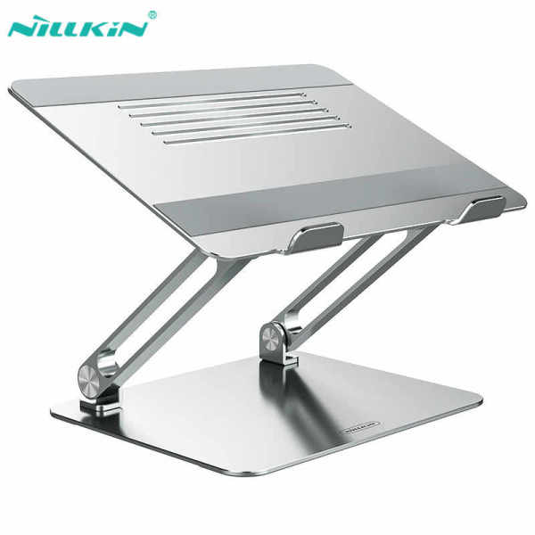 NILLKIN ProDesk Metal Adjustable Laptop Stand for Laptop Within 17 inch