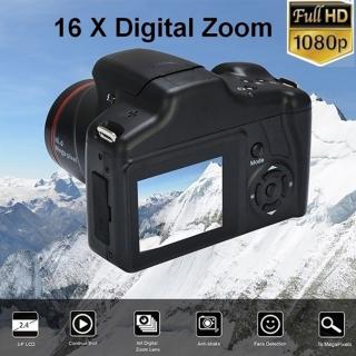 Máy Quay Video Kỹ Thuật Số Chụp Ảnh Thu Phóng 16X XJ05 Full HD 1080P 2.4Inch thumbnail