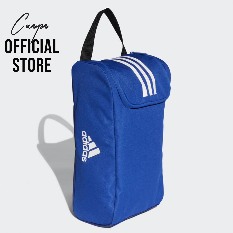 Adidas 3 Stripe Training Sports Blue Shoe Bag (Limited Series)
