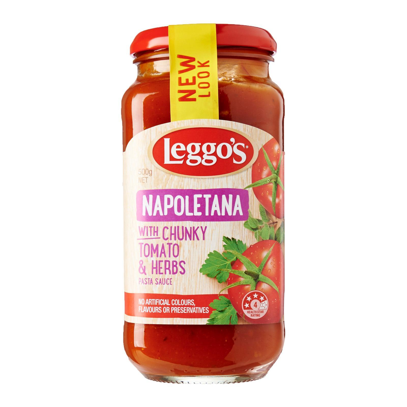 Leggo's Napoletana Pasta Sauce