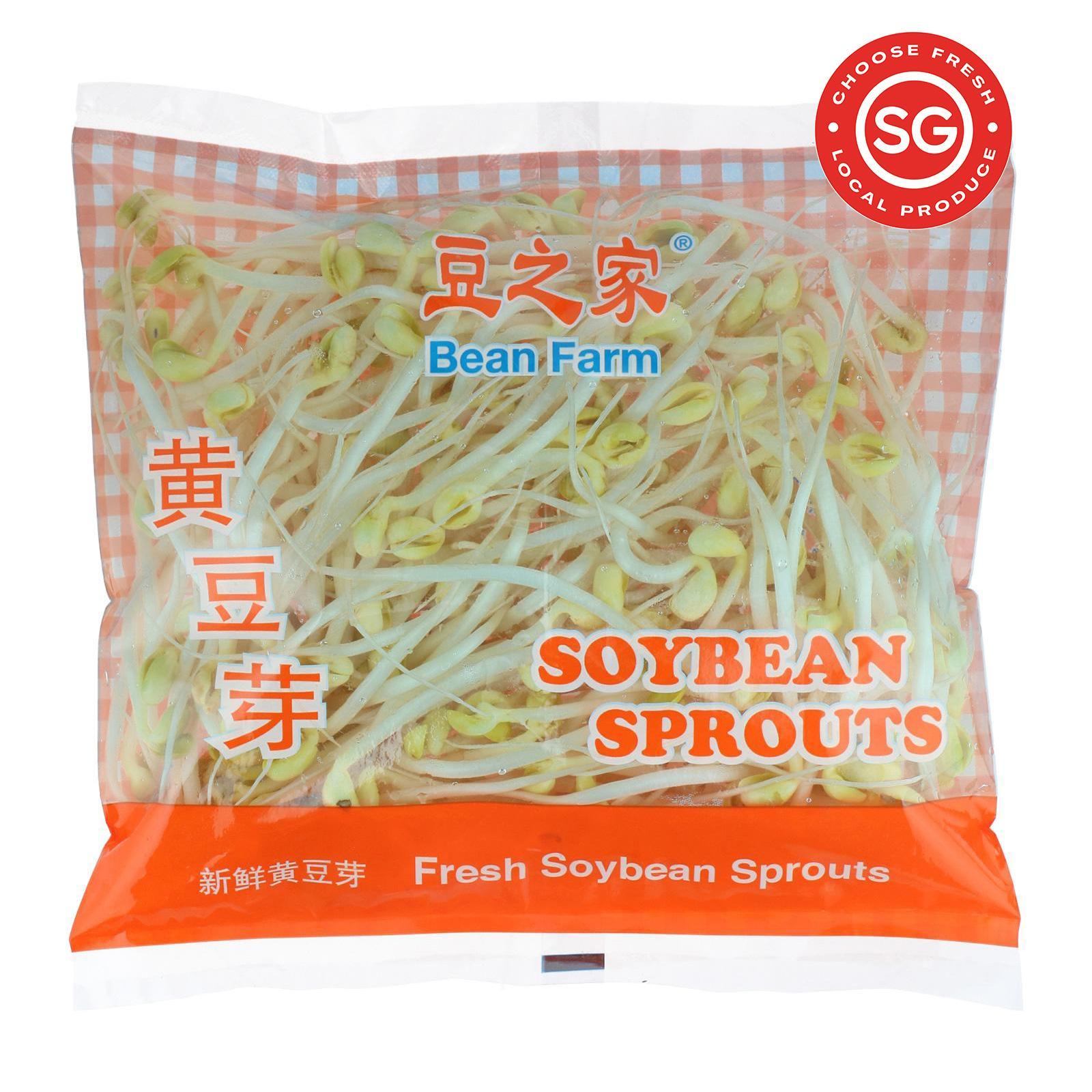 Bean Farm Soybean Sprouts
