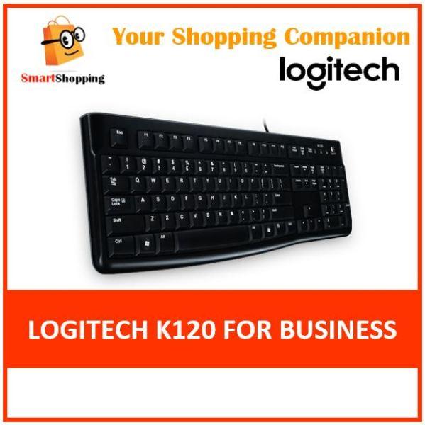 (Original) Logitech Keyboard K120 For business