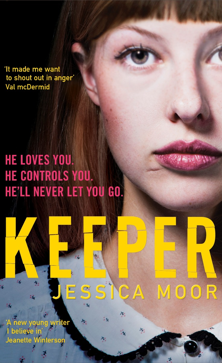 Keeper by Jessica Moor
