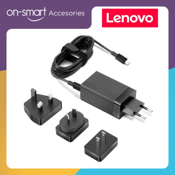 Lenovo 65W USB-C AC Travel Adapter - G0A6N065WW