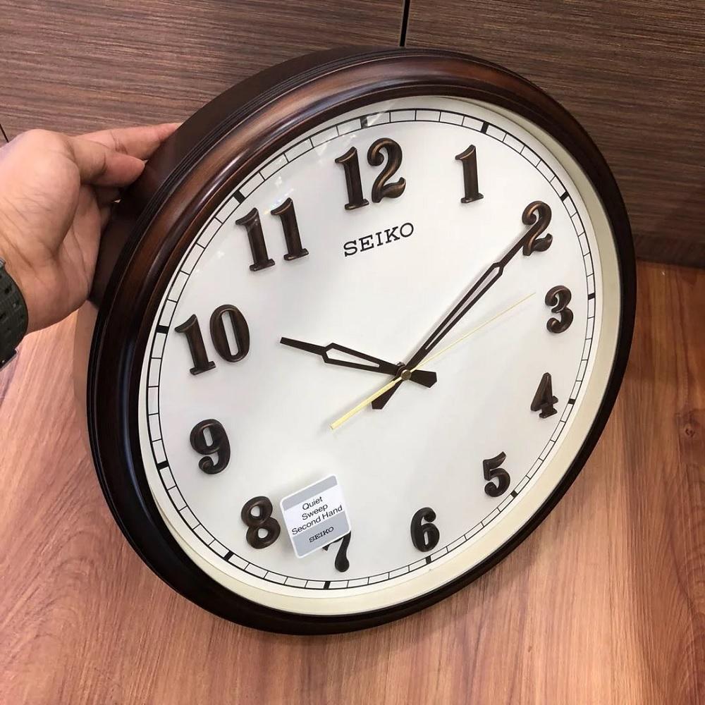 Seiko QXA632BN Analog Wall Clock QXA632B