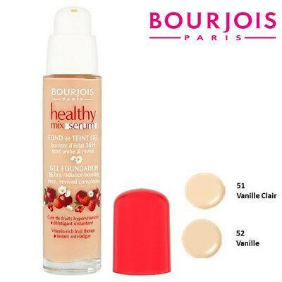 Bourjois Healthy Mix Serum Gel Foundation 30ml By Beauty Protocol.