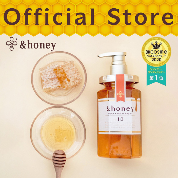 Buy &honey Deep Moist Shampoo 1.0 Singapore