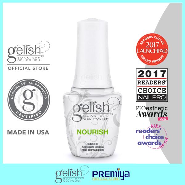 Buy GELISH Nourishing Cuticle Oil 15 mL Singapore