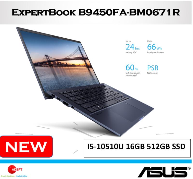 Expertbook B9450 Star Black i5 latest 16GB 512SSD