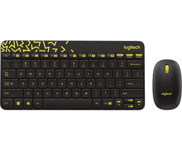 Logitech MK240 Mouse and Keyboard Combo(black) Singapore