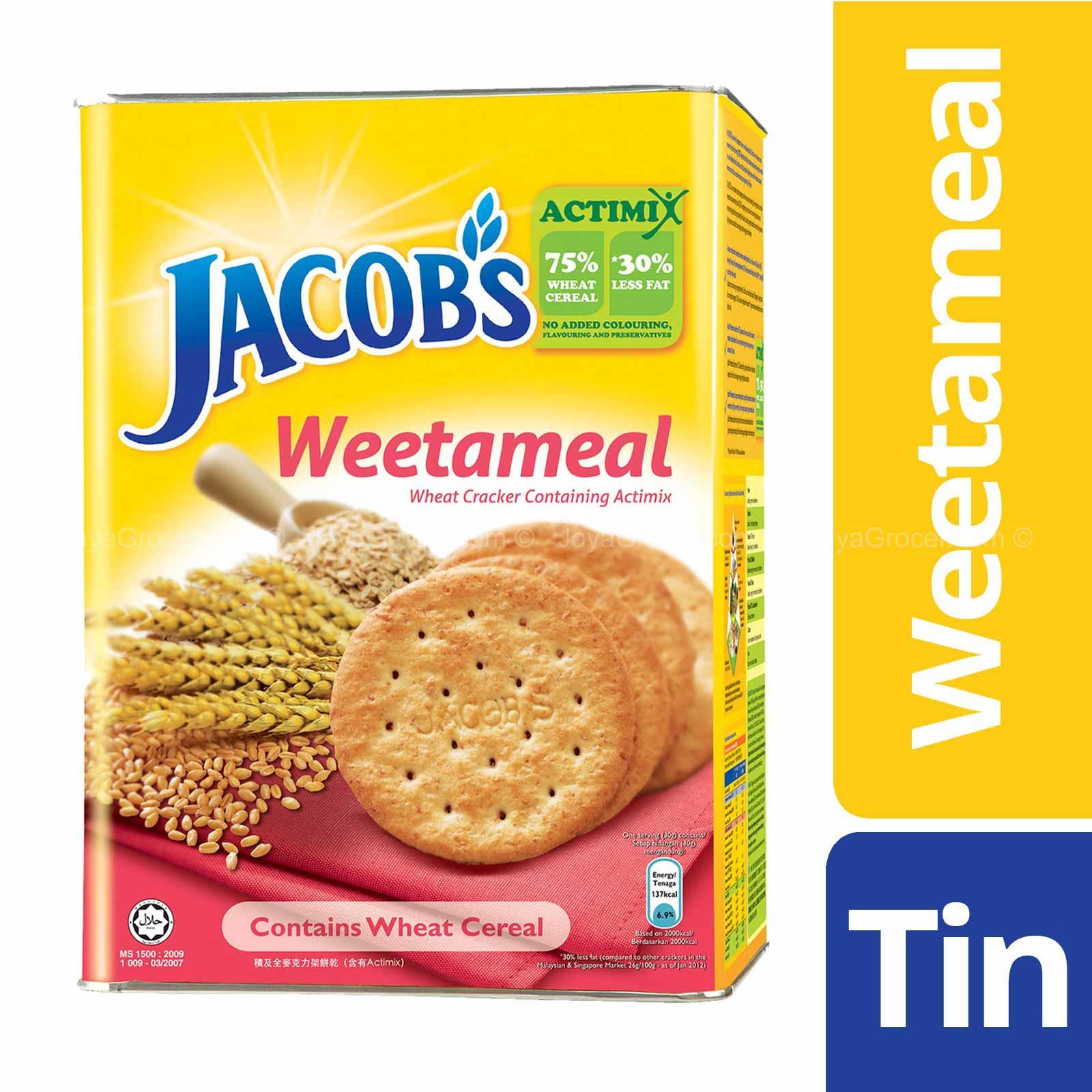 Jacobs Wheat Cereal Weetameal Cracker By Vsgadgetssg.