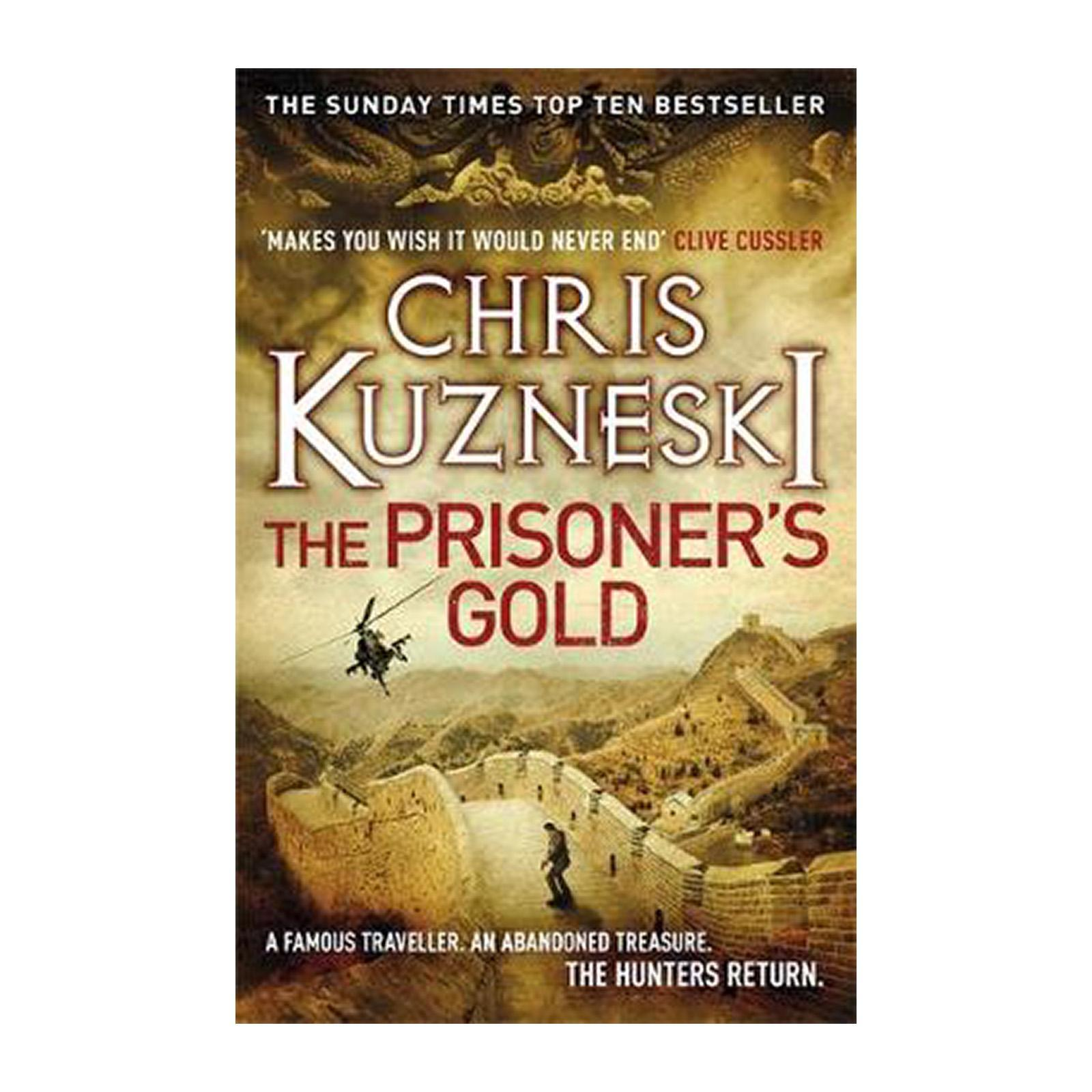 The Prisoners Gold (The Hunters 3) (Paperback)