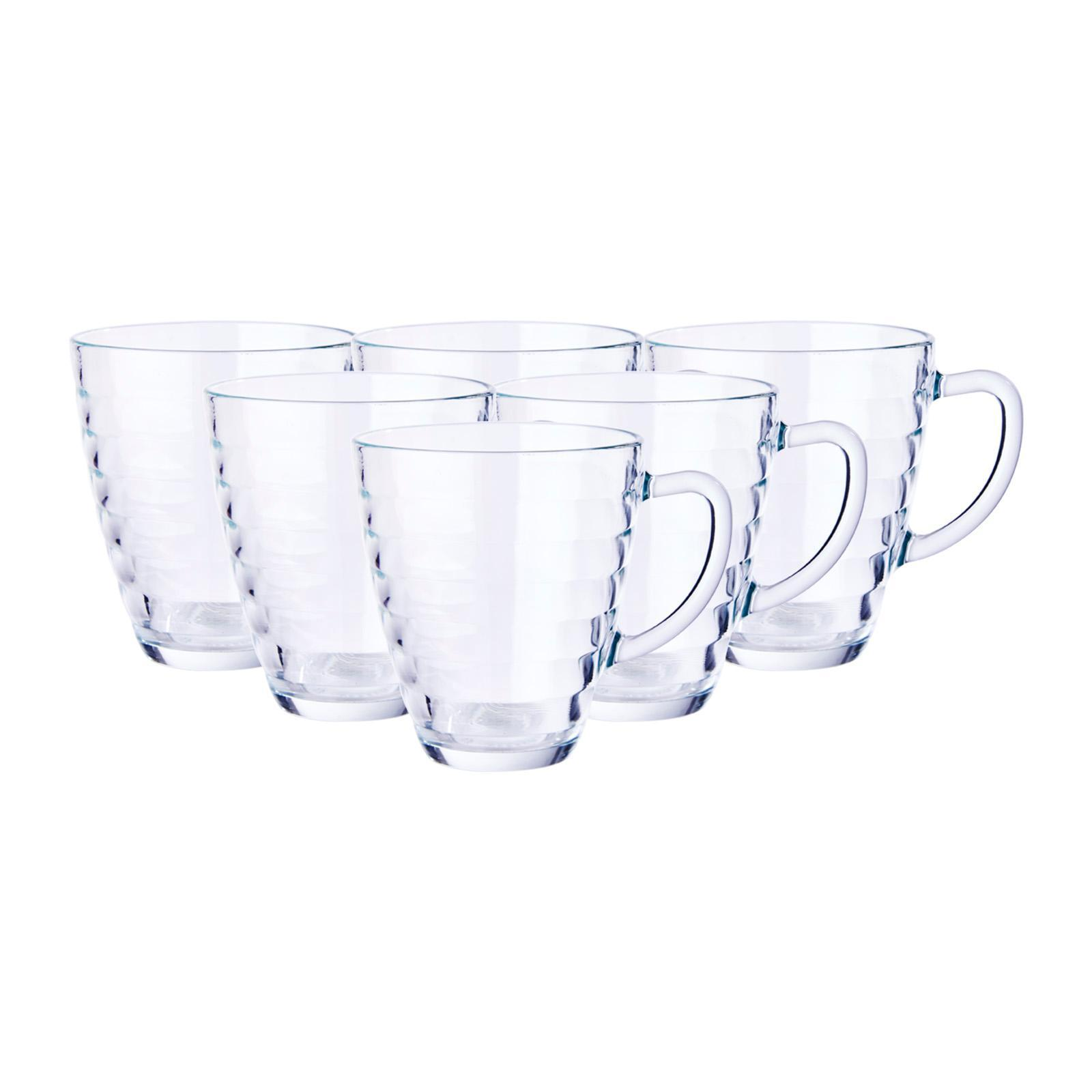 Bormioli Rocco Viva Mug 310 ML (6 Pieces) - Case