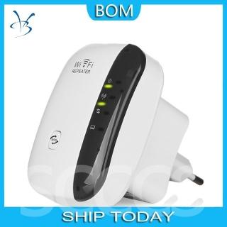 Bộ lặp Wifi không dây 300Mbps 802.11n b g Bộ mở rộng tín hiệu Wifi Bộ khuếch đại tín hiệu thumbnail