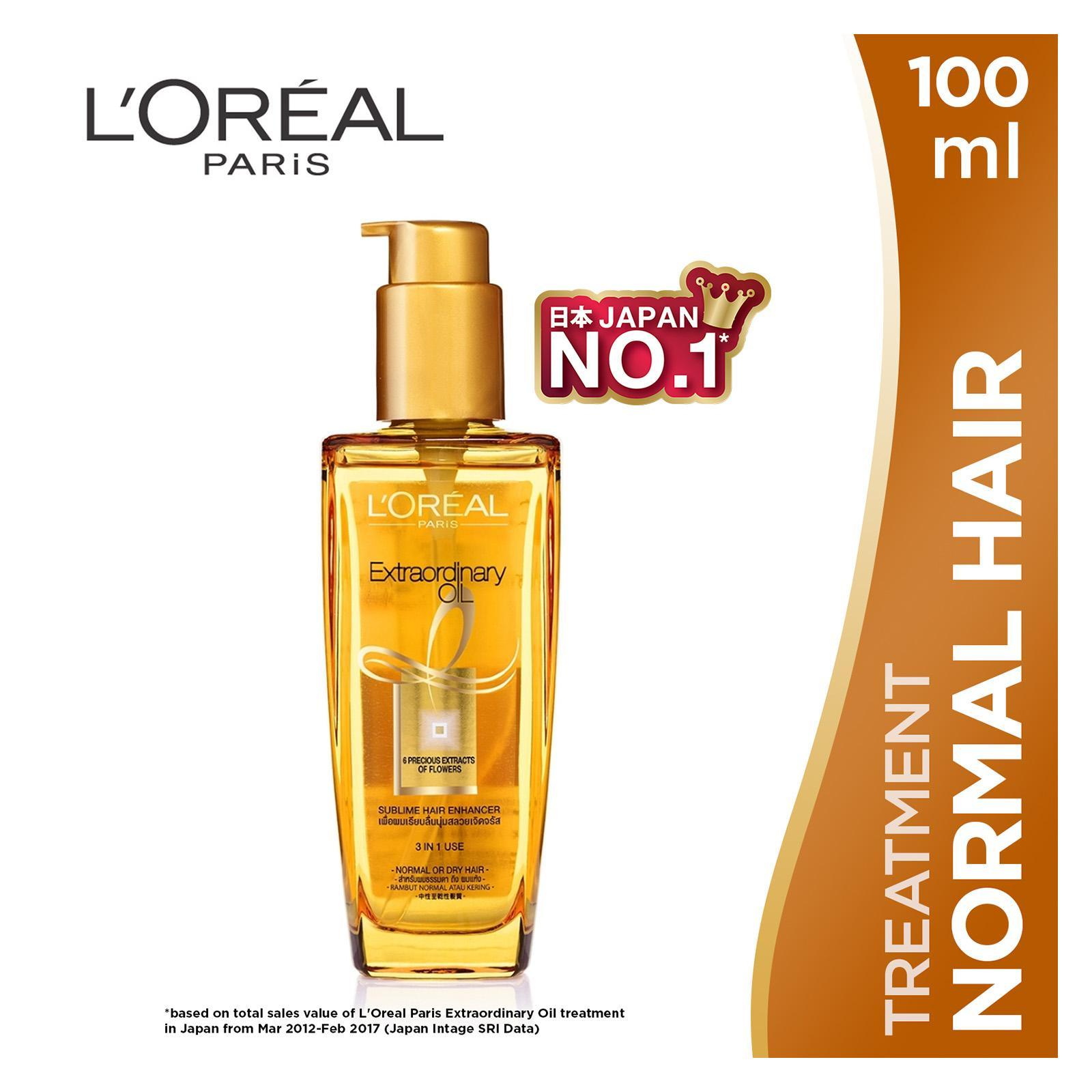 LOREAL PARIS ELSEVE  extraordinary oil gold 100ml