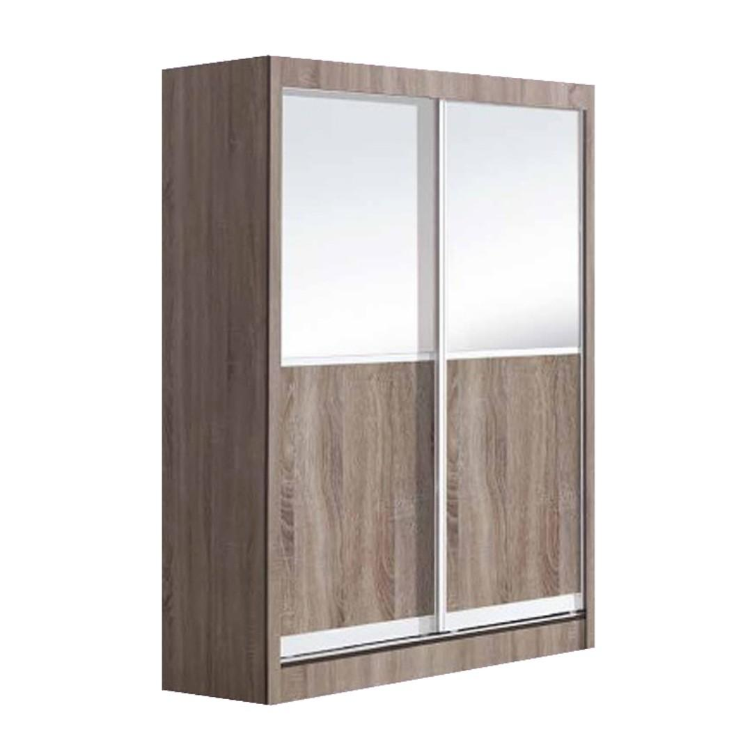 EL01 Value 4ft Wardrobe Warehouse56