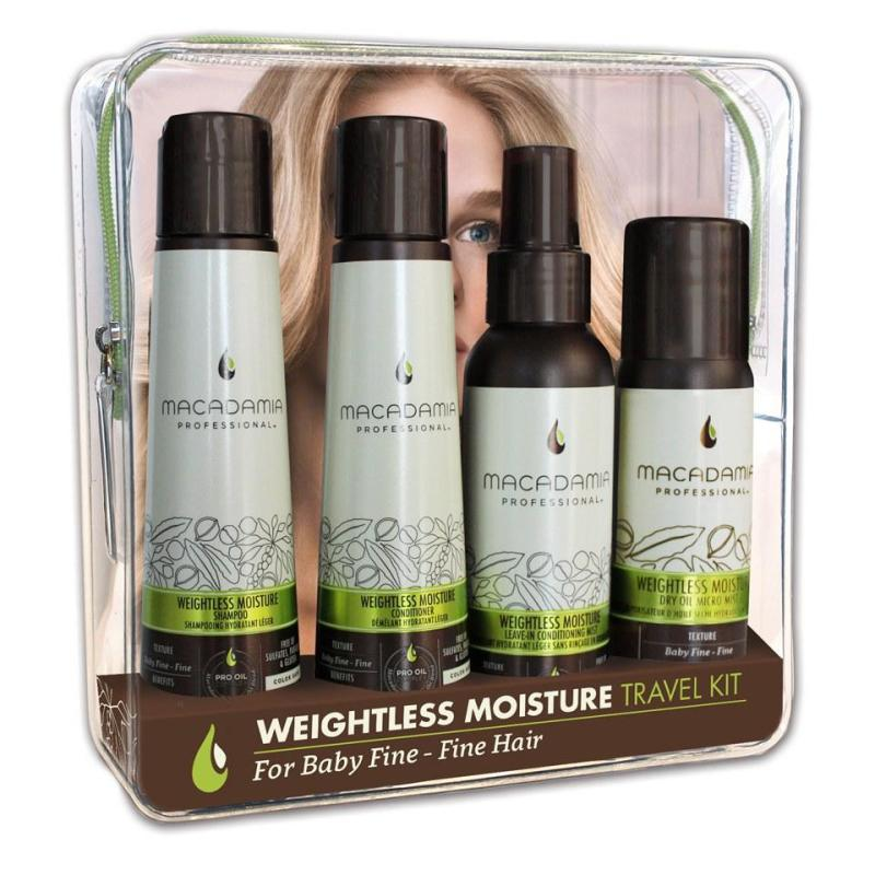 Buy Macadamia Weightless Moisture Travel Kit Singapore