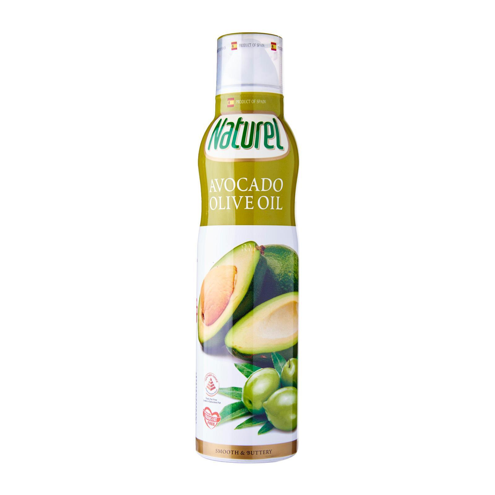 Naturel Avocado Spray 200 Ml Olive Oil