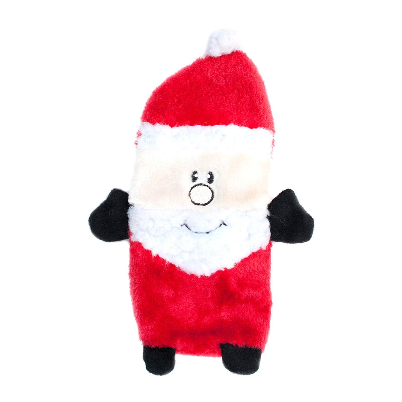 Zippypaws Large Buddies - Santa Pet Toys