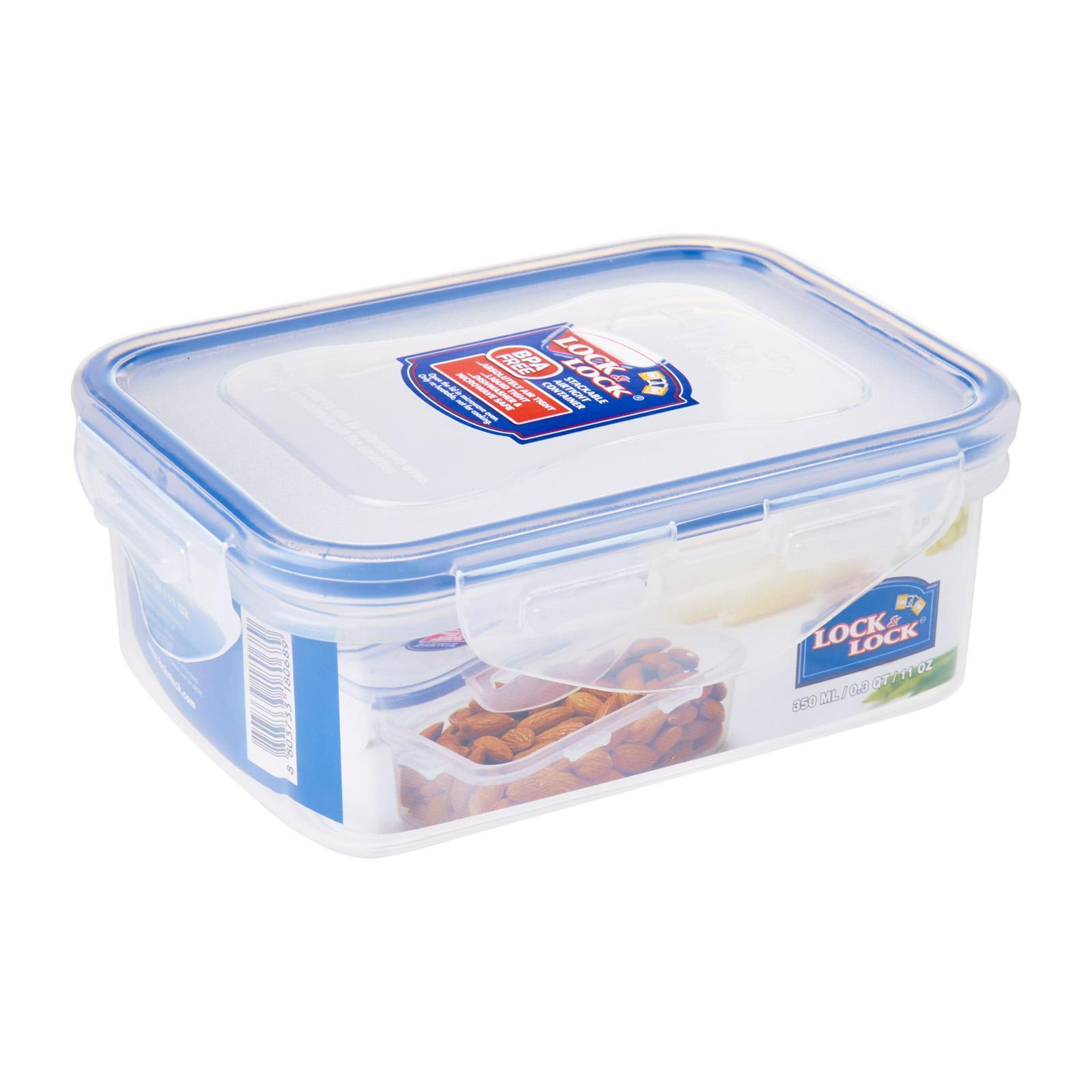 Lock And Lock Classic Food Container 350ml By Redmart.