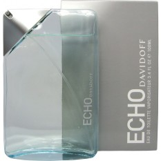 Discount Davidoff Echo Edt Spray For Men 100Ml Davidoff On Singapore