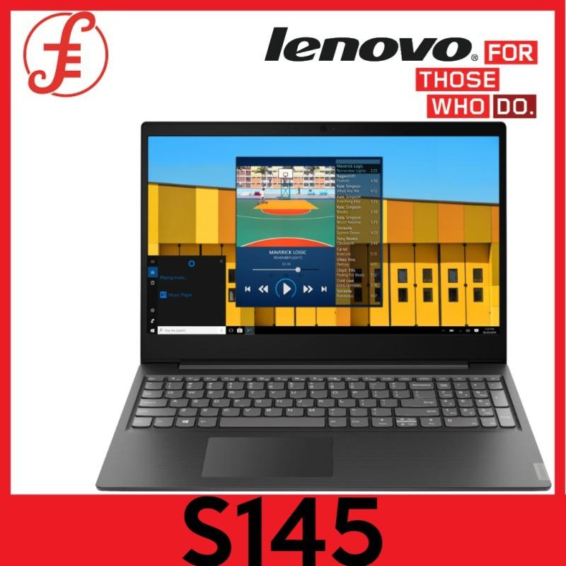 LENOVO S145-81W80054SB i5-1035G4 4GB or 8GB RAM 256GB SSD 15.6  Full HD 1YW BY LENOVO (S145)