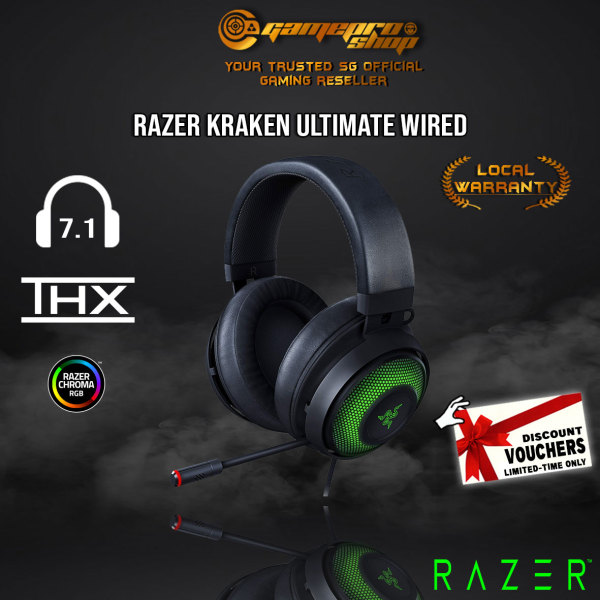 Razer Kraken UltImate Gaming Headset  - RZ04-03180100-R3M1 (1Y)
