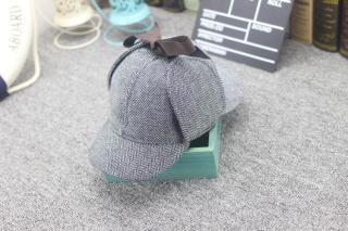 Thám Tử Sherlock Xung Quanh Sherlock Holmes Săn Bắn Hươu Nai Mũ Thám Tử Khối Lượng FU Sherlock Cùng Kiểu Mũ Đôi Dọc Theo Mũ Rộng Vành thumbnail
