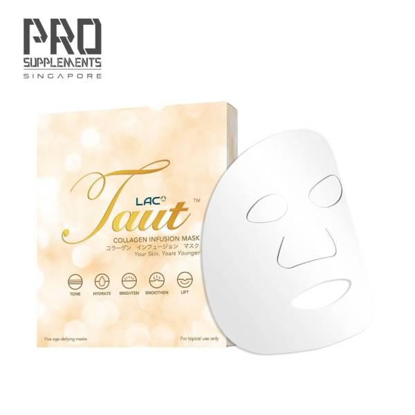 Buy LAC TAUT® Collagen Infusion Mask (5 pcs per box) Singapore