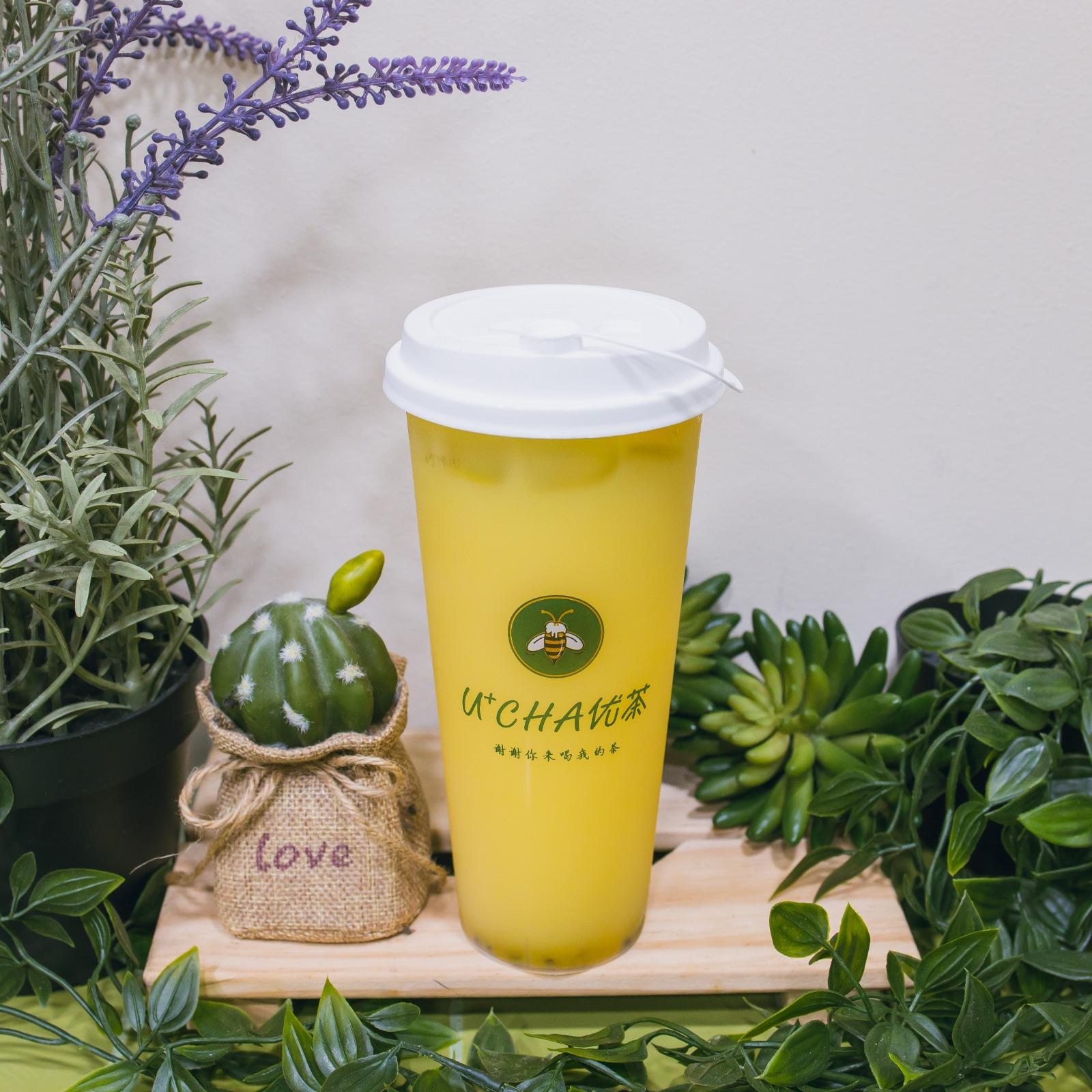 Passion Fruit Lemon Yakult (open For Business).