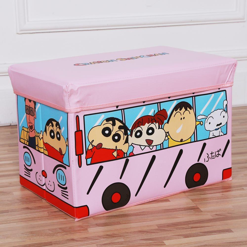 B46 Crayon Small Size New Large Size Cartoon Storage Stool