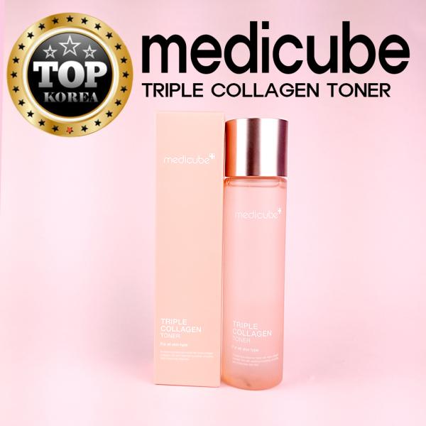 Buy ★Medicube★Triple Collagen Toner 2.0 140 ml / TOPKOREA Singapore