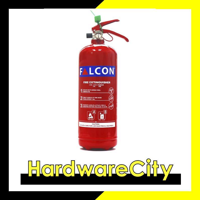 Falcon 1KG Dry Powder ABC Fire Extinguisher
