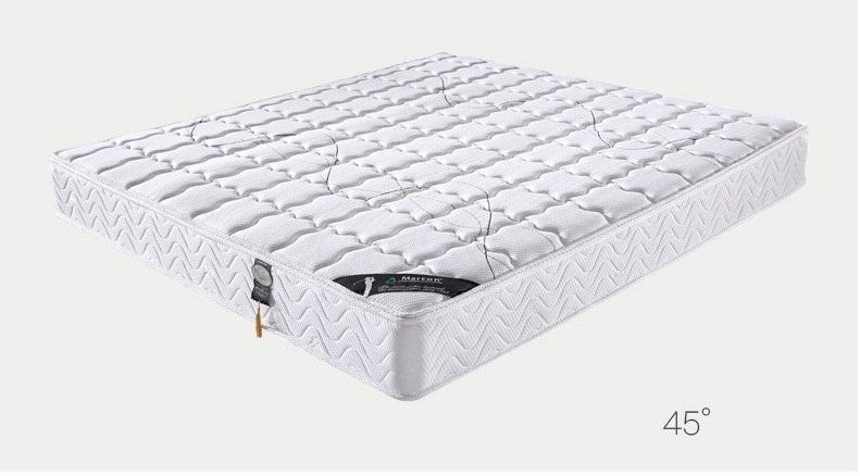 Mattress - Pocket Spring+Memory Foam+ Coconut Fiber - Queen Size /additional Thickness