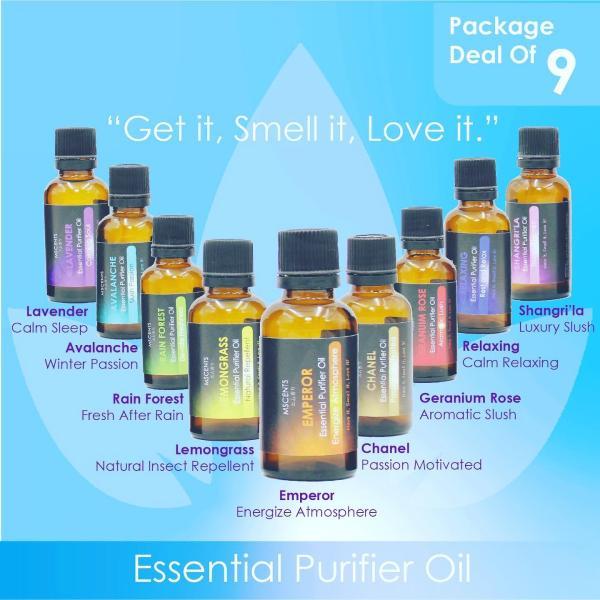 Buy MSCENTS Essential Purifier Oil Singapore