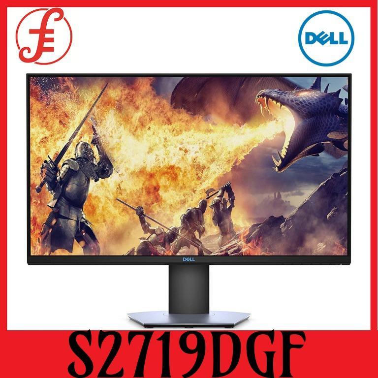 Dell S2719DGF 27inch QHD 155Hz Gaming Monitor (S2719DGF)