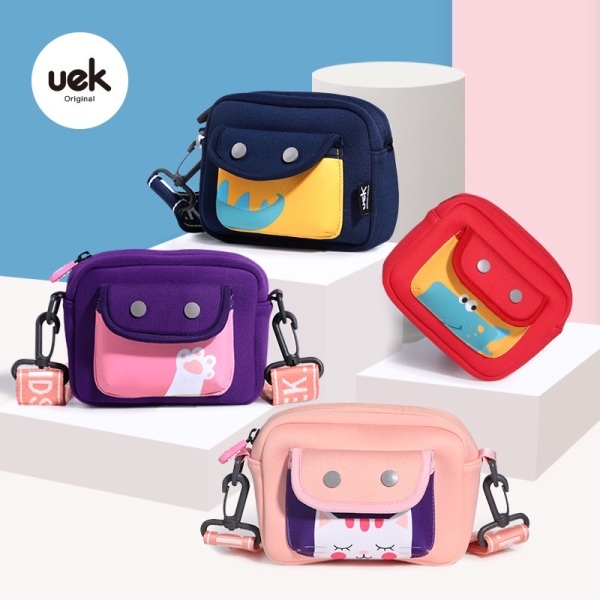 UEK Kids Fancy Waterproof Mini Messenger Bag Shoulder Bag For Boys & Girls