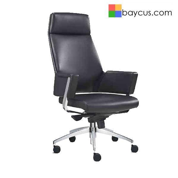 JEWEL Director Chair (Genuine Leather) Singapore